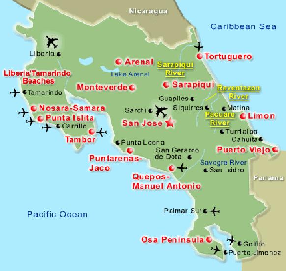 Coffee Tours In Costa Rica Guanacaste